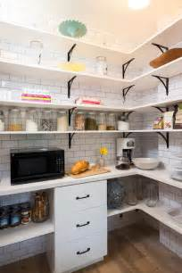 walk in pantry design ideas