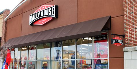 Rally House Topeka by Rally House Crestview Shop Reds Bengals Wildcats