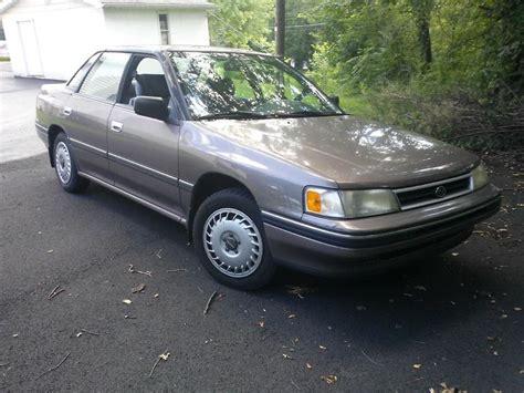 my first car 1991 subaru legacy youtube