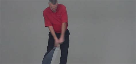 how to release your hands in the golf swing golf swing drill 504d downswing start using the right