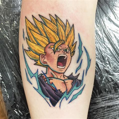 dragon ball z tattoo designs 21 designs ideas design trends