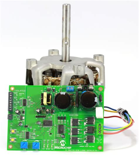 induction motor speed controller single and multi phase ac induction motor using the pic16f1509 microcontroller