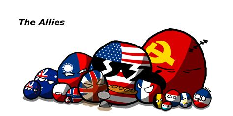The Allies the allies by norbertus1757 on deviantart