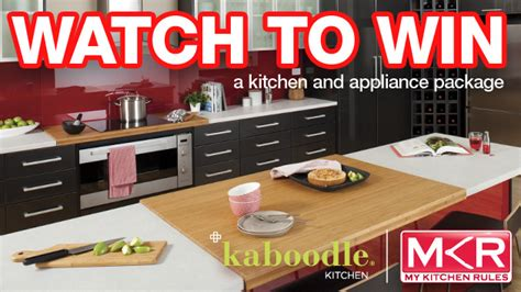 My Kitchen Competition by My Kitchen Win 1 Of 3 20 000 Diy Kitchen And