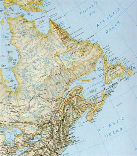 map east usa and canada map of east coast canada derietlandenexposities
