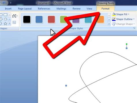microsoft drawing how to draw lines in microsoft word 4 steps with pictures