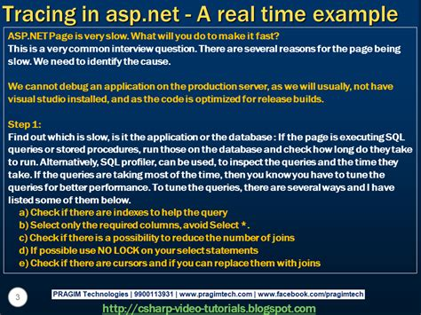 Javascript Tutorial With Real Time Exles | sql server net and c video tutorial part 81 tracing