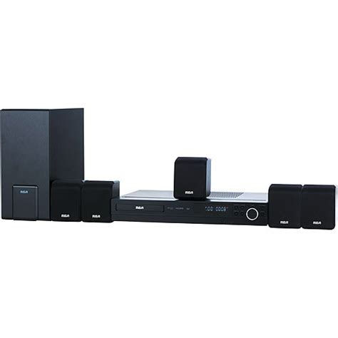rca rtd316w 200w dvd home theater system w hdmi output