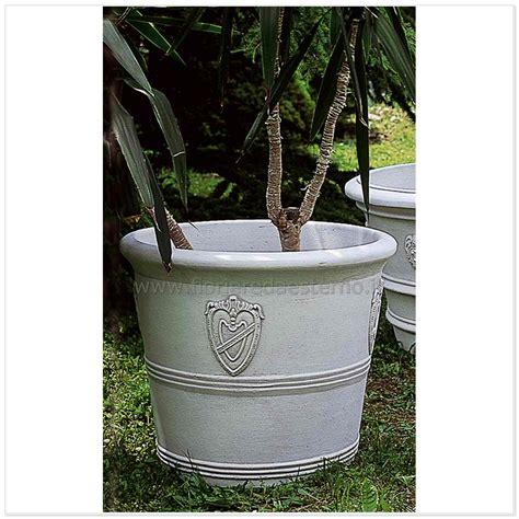 vaso da esterno vasi esterno tondo 597tc867 fioriere da esterno vasi