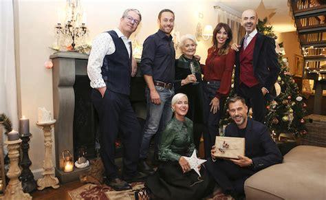 casa benedetta parodi tutti i talent di real time festeggiano il natale in casa