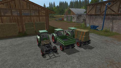 Small Modern Ls by Fendt Gt 255 Mod For Farming Simulator 2017 Gt