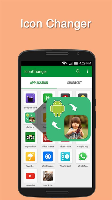icon changer themes my photo icon changer android apps on google play