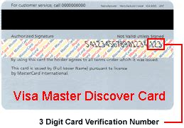Sle Credit Card Number With Cvv2 Code Image Gallery Cvv2