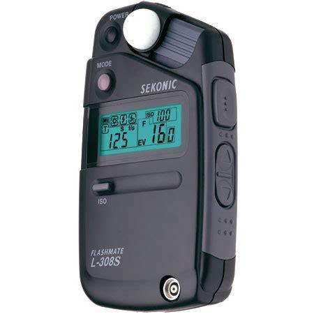 Light Meters by Sekonic L 308s Light Meter Exposure Meter Flashmate 163 136