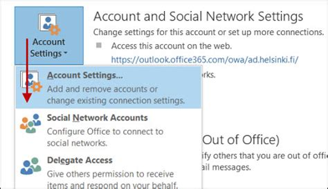 Office 365 Mail Helsinki Office 365 Adding A Shared Mailbox To Outlook Helpdesk