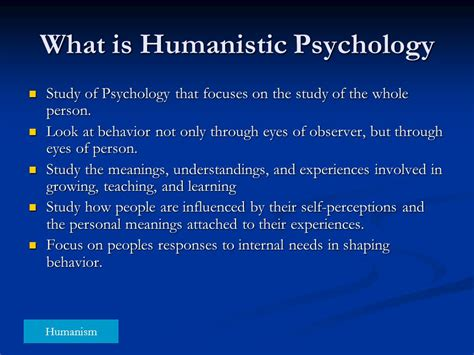 the psychology of finding purpose essential lessons on finding your living with purpose and doing work you books humanistic psychology ppt