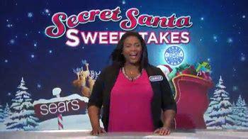 Sears Secret Santa Sweepstakes - cbs cares tv commercial daniel inouye featuring geoffrey arend ispot tv