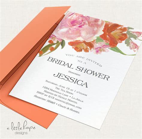 free printable bridal shower invitation templates for word 16 free printable invitation templates ms word