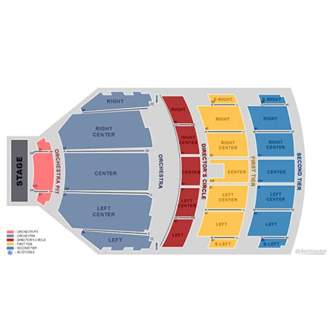 benedum center seating priscilla of the desert march 09 tickets
