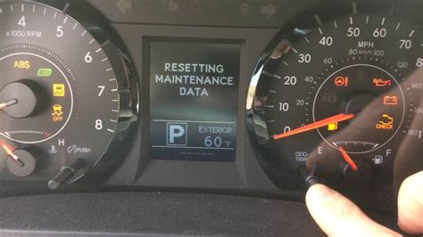 how to reset maintenance light on 2005 toyota camry how to reset maintenance light on toyota