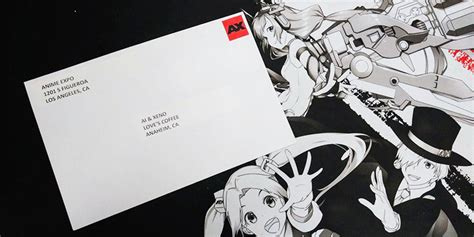 G Anime Convention 2019 by Anime Expo 2018 Badge Mailing Faq Los Angeles Anime