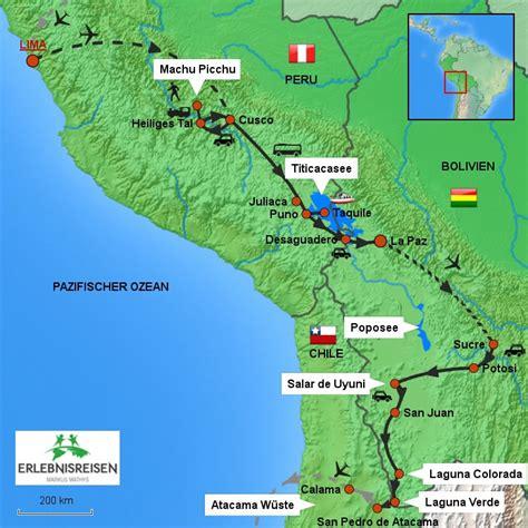 Perahu Karet Boulder by Kleine Peru Bolivien Chile Reise Suedamerikareisen