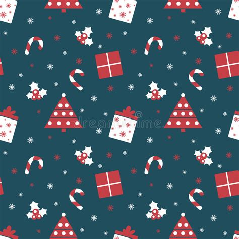 merry christmas pattern vector merry christmas and happy new year winter holiday
