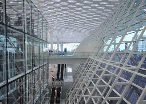 Shenzhen Bao'an International Airport 3 - e-architect
