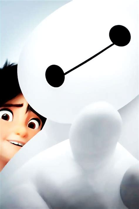 wallpaper baymax tumblr animasi hiro baymax iphone wallpaper disney pinterest