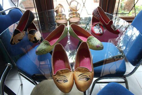 Sepatu Casual Handmade Loafers Wanita Lucu Imut Simpel Kickers Zapato sepatu flats lukis dan sepatu wedges pesanan pada tanggal 25 mei 2014