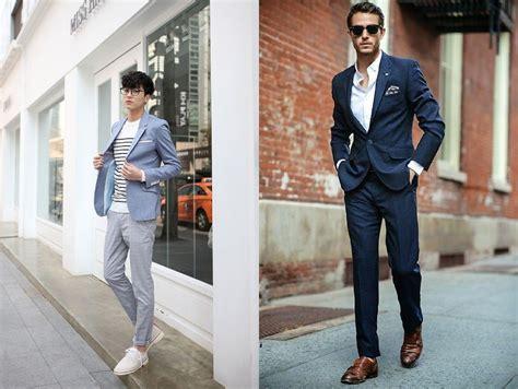 cowok korea  cowok amerika lebih keren  gaya fashionnya