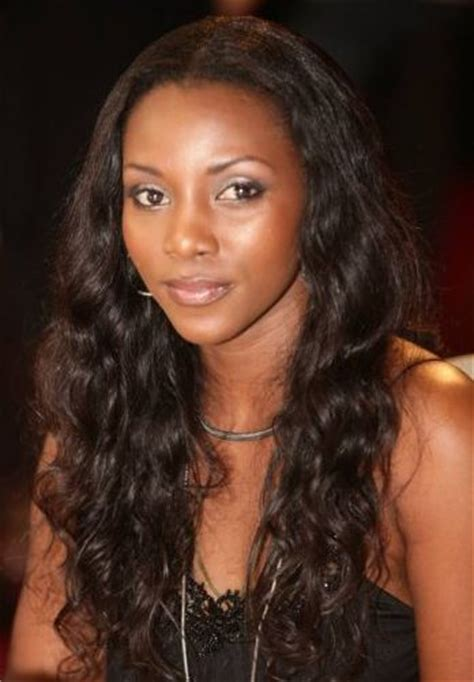 jenevive nnaji hair styles genevieve nnaji nollywood star is the face of mud