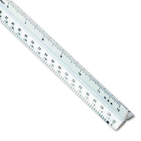 Architecture Scales by Staedtler Student Architectural Ruler Bijan S Studio