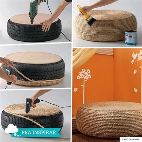 How To Make A Tire Chair by A Tire Chair Diy For The Home