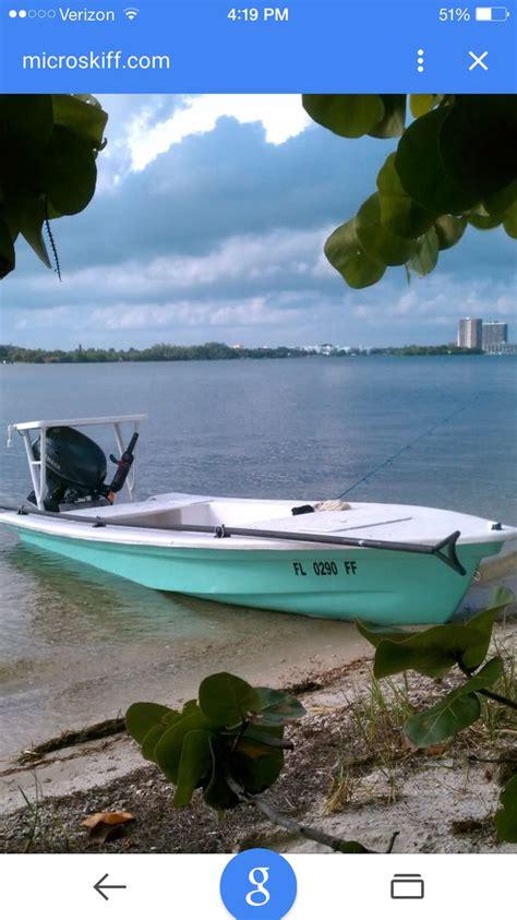 pin by matt balliett on john boat micro skiff build - Johnsen Skiff Boat
