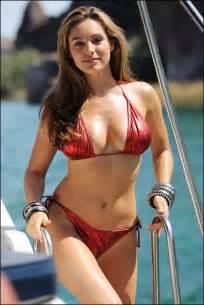 Christy Valance Mtv Fashion Hollywood Model Actress Kelly Brook