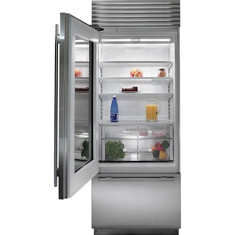 Glass Door Refrigerators Stylish Design Of Glass Door Refrigerator Residential That You Must Homesfeed