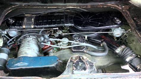 volkswagen squareback engine vw fastback 1967 engine type 3 1600l twin solex 32