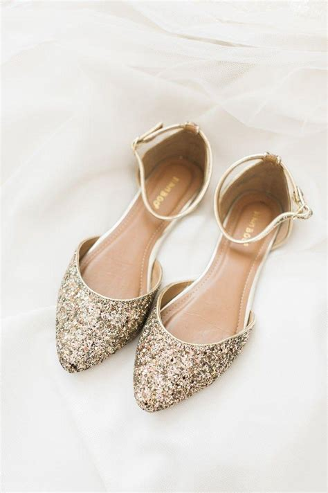 wedding flats shoes cool luxury gold flat shoes for wedding my wedding site