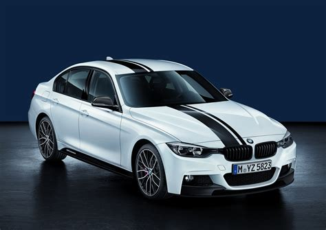 f30 335i bmw m performance aerodynamics eurocar news