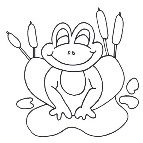 sweet frog coloring page 71 best frog coloring pages images on pinterest frog