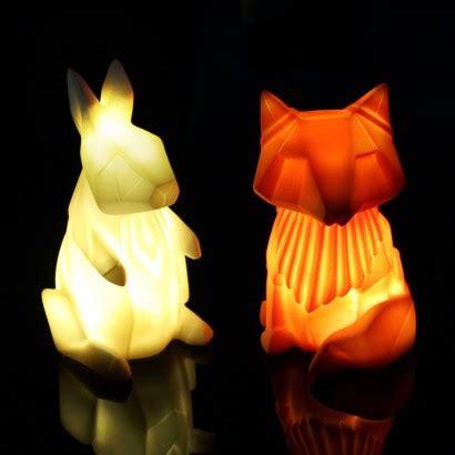 Mini Origami Woodland Animal Lights Animal Lights