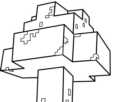 minecraft mooshroom coloring page minecraft mooshroom coloring page free coloring pages online