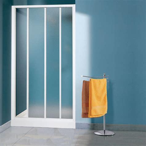 box doccia a un lato box doccia acrilico 1 lato apertura scorrevole