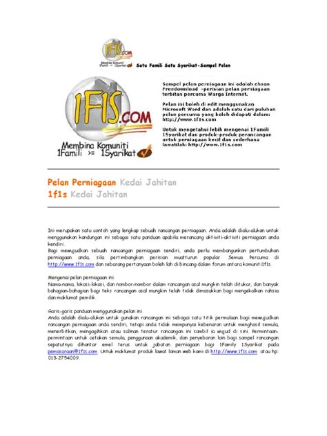 contoh own biography contoh rancangan perniagaan pdf home design idea