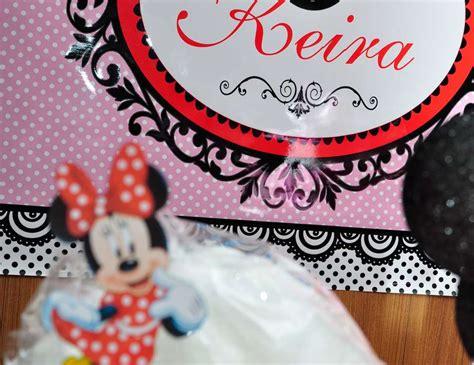 Happiest Of Birthdays Keira by Pink Minnie Birthday Quot Baby Keira 1st Birthday