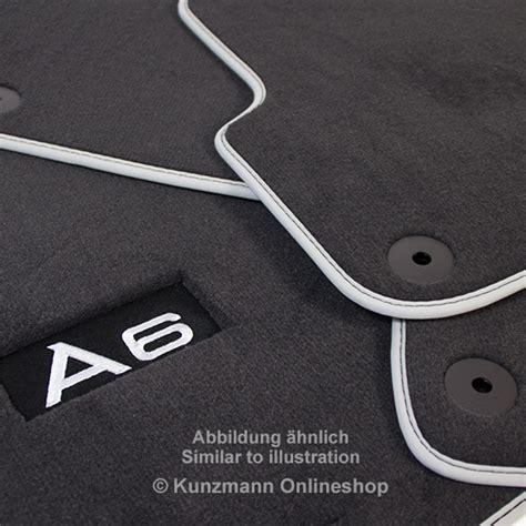 Audi Originalteile Bestellen by Velours Fu 223 Matten A6 4f Bis Baujahr 02 2006 Original Audi