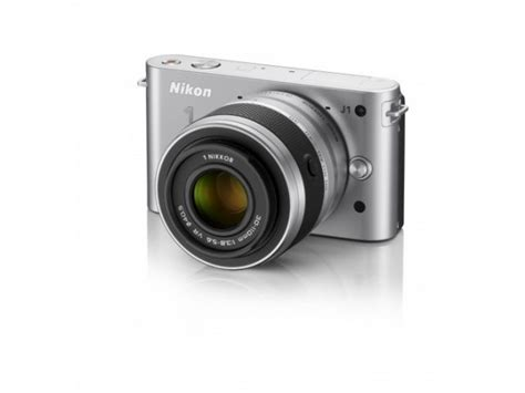 Kamera Nikon J1 Nikon J1 Kamera Kompak Mirrorless 10 1mp Dengan Autofokus Tercepat Hd Recording