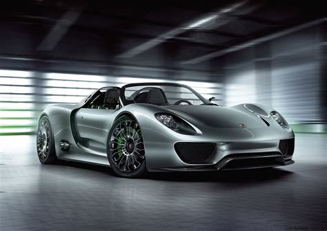 spyder car porsche 918 spyder purchase price to nudge 750 000