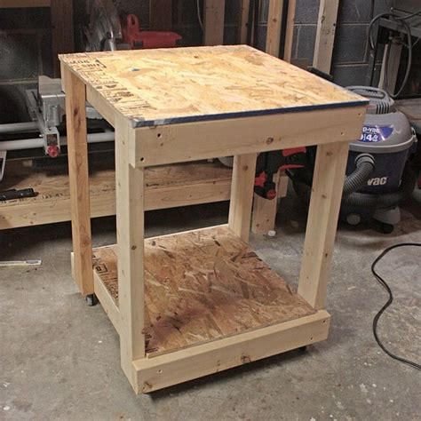 how to build a woodworking bench cheap workbench